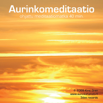 Aurinkomeditaatio cd